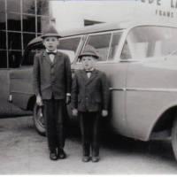 Franz und Karl jun. 1963