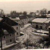 Karlsbach vom Glockenberg aus um 1960