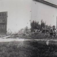 Alte Schmiede 1951 - Aufnahme der Gewerbetätigkeit